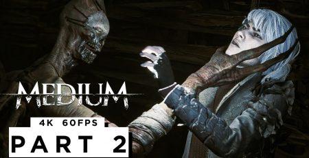THE MEDIUM PS5 Walkthrough Gameplay Part 2 4K 60FPS FULL