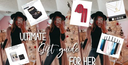 THE ULTIMATE GIFT GUIDE FOR HER VLOGMAS DAY 2