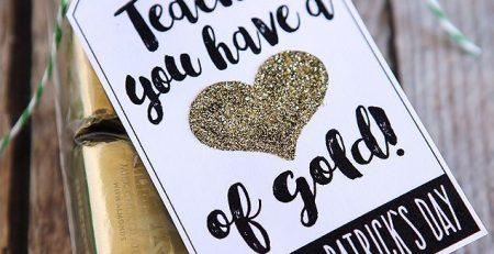 Teacher You Have A Heart Of Gold Eighteen25