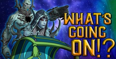 The Curious Case of Sylvanas amp The Jailer Why