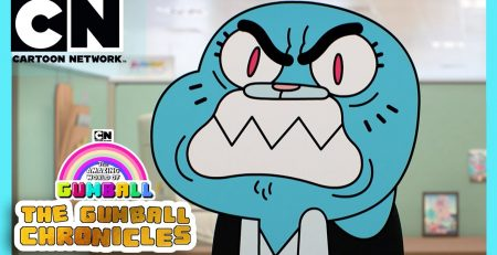 The Gumball Cronicles Perfect Present for Mum Cartoon
