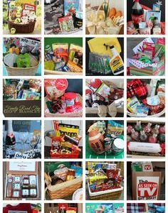 Themed gift basket roundup A girl and a glue
