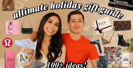 ULTIMATE HOLIDAY GIFT GUIDE ONLY Guide You Need Him