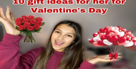 Valentines gift guide FOR HER 2021