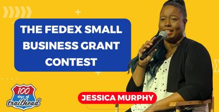 Vote for Jessica Murphy Black Woman Owned Business