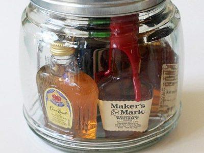 16 DIY Christmas Gifts In A Jar Mason Jar