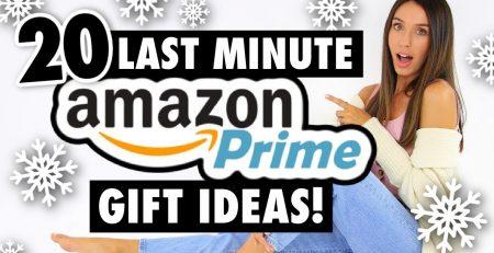 20 Best Selling LAST MINUTE Amazon Prime Gift Ideas