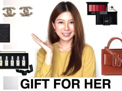 5 ไอเดียของขวัญที่ผู้หญิงอยากได้ GIFT GUIDE FOR HER Alice Chen