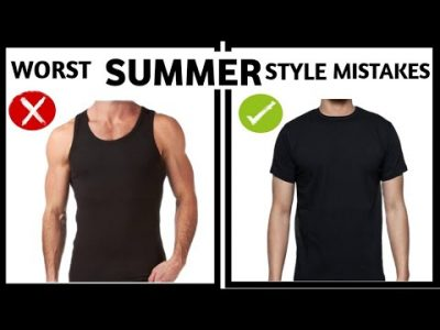 5 Summer Fashion Mistakes Most Men Make Men39s Summer