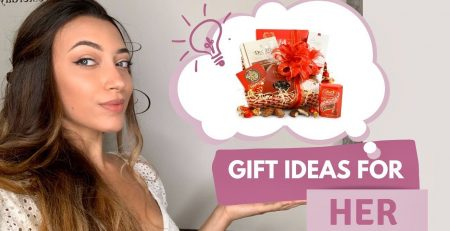 50 GIFT IDEAS FOR HER GIFT GUIDE 2020