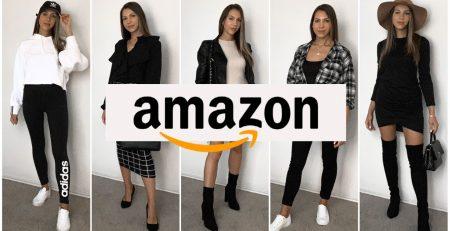 AMAZON CLOTHING HAUL AMAZON TRY ON HAUL amazonfashion