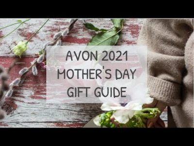 AVON MOTHER39S DAY GIFT GUIDE AVON WITH JEN ANTUNES