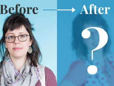Alli39s Before amp After Easy Fashion Tips for Busy Moms