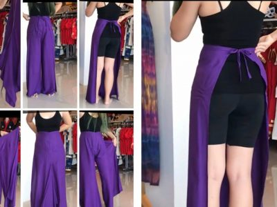 Amazing fashion tips draping plazo only for girls teenagers trendy