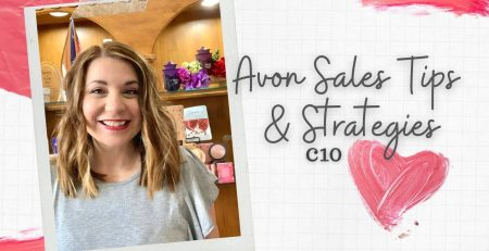 Avon Rep Sales Tips amp Strategies C10 2021