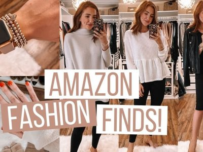 BEST AMAZON FASHION FINDS Faux Leather Leggings Jewelry Tops Dresses