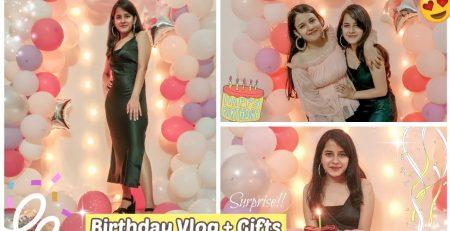 BIRTHDAY VLOG Surprised Her Birthday Gifts Decoration