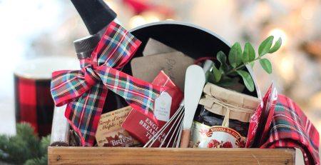 Christmas Breakfast Easy Hostess Gift
