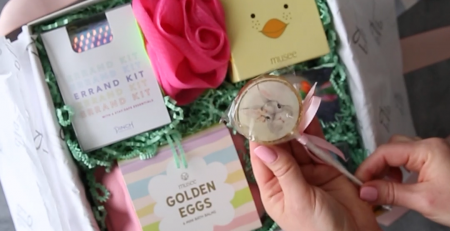 Curate A Custom Easter Gift Box