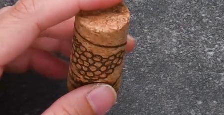 DIY Cork Screw Crafts