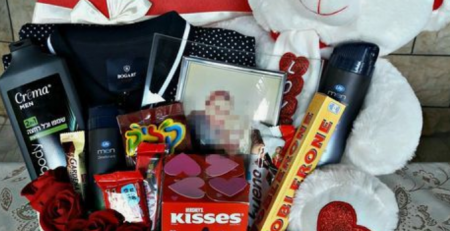 DIY Gift IdeasCare Package Gift Basket Ideas for your Boyfriend