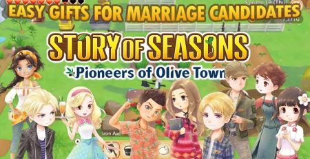 Easy Gifting Guide for Marriage Candidates Story of Seasons