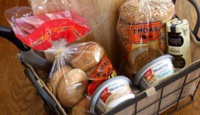 Family Bagel Basket