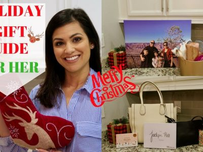 GIFT GUIDE FOR HER 2017 5 HOLIDAY GIFT IDEAS