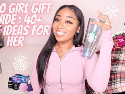 Girl Gift Guide 40 Gift Ideas For Her Gift