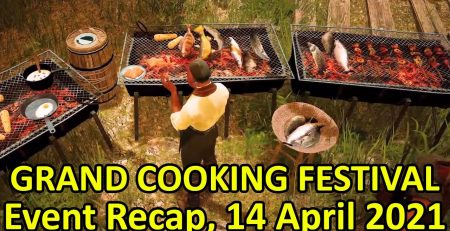 Grand Cooking Festival Event Guide Event Recap 14 April 2021