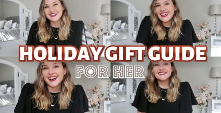 HOLIDAY GIFT GUIDE 2020 FOR HER