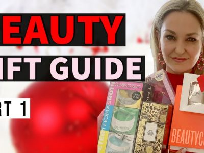 HOLIDAY GIFT GUIDE FOR BEAUTY LOVERS 2020 CHRISTMAS PRESENTS