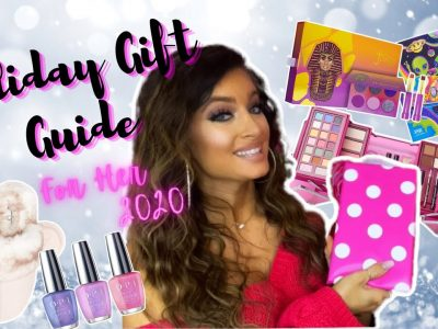 HOLIDAY GIFT GUIDE FOR HER New from ULTA amp Amazon