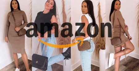 HUGE AMAZON STYLED OUTFIT HAUL Affordable Fall amp Winter Clothes