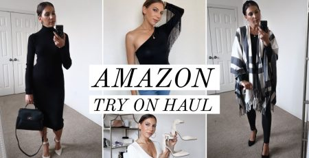 HUGE AMAZON TRY ON HAUL 2021 WINTER OUTFIT IDEAS