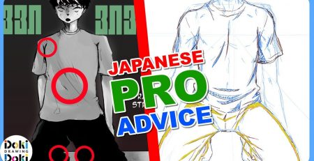 Highlights Clothing Folds and Black Jeans|Japanese PRO Advice