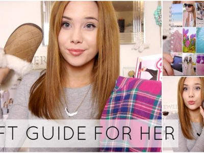 Holiday Gift Guide for Her 2014 • GalaxyofFashion