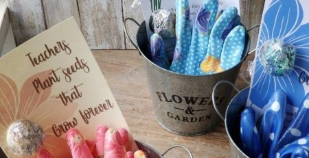 How to Make Seed Bomb Appreciation Gifts A Cotton