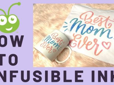 How to Make an Infusible Ink Shirt with the Cricut