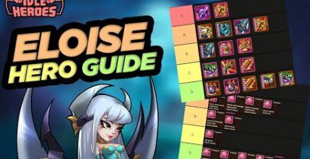 Idle Heroes Eloise Hero Guide