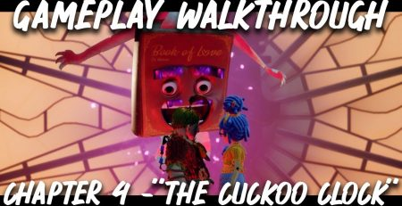 It Takes Two Chapter 4 quotThe Cuckoo Clockquot