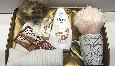 Ladies Gift Hamper for Her Birthday Gift Basket for Mum