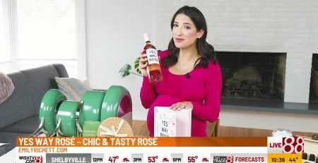 Mothers Day gift guide with lifestyle expert Emily Richett