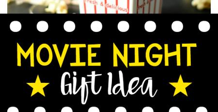 Movie Night Gift Basket – Fun Squared