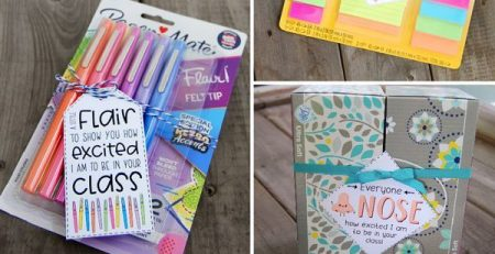 Practical Back to School Teacher Gifts for the 1st Day
