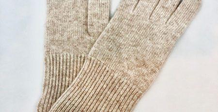 Premium Cashmere Gloves BEIGE