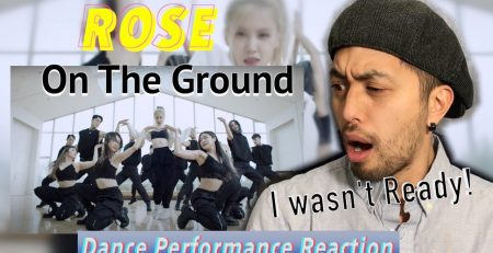 ROSE 39On The Ground39 Dance Performance Professional Dancer