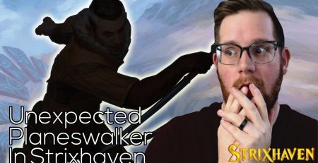 SHOCKING Planeswalker Revealed in Strixhaven Strixhaven