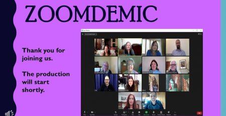 Spoonie Theater presents ZOOMDEMIC