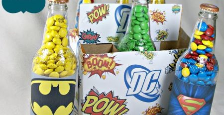 Superhero Soda Gift Busy Moms Helper